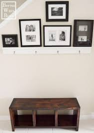 entryway bench the best 30 diy entryway bench projects cute diy projects