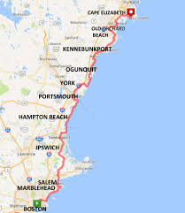 New England Map by Epic Everwalk New England U2013 Everwalk