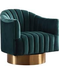 Velvet Accent Chair Don T Miss This Deal Meridian Furniture 520green Farrah Velvet