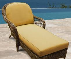 Outdoor Chaise Lounge Replacement Cushions 51 Best Wicker Chaise Lounger Cushions Images On Pinterest