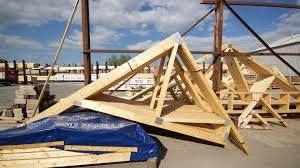 Prefabricated Roof Trusses Yorkshire Timber Engineering Ltd