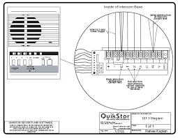 wiring diagram for intercom wiring wiring diagrams instruction