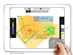 App To Make Floor Plans by A New Stencil App Aims To Make Life Easier For Architects And