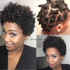 bantu knot out on natural hair misskenk misskendrak my natural