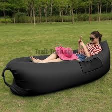 hangout chair air sofa bag outdoor camping sleeping lazy sofa bed
