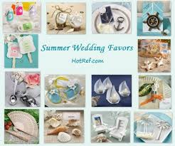 summer wedding favors best summer wedding favor ideas of 2014 www hotref prlog