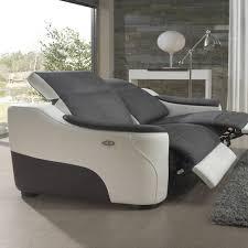 canapé electrique relax canapé 2 places fixe avec 2 relax électrique helly meubles atlas