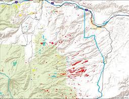 Blm Lightning Map Oregon Department Of Forestry Central Oregon District 2016