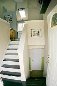 Best Paint For Stair Banisters Staircase Before And After Staircases Patches And House