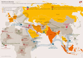 Iran On World Map Neue Merics Studie Mercator Institute For China Studies