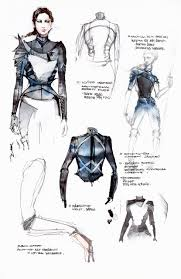 hunger games mockingjay sketches of the battle time