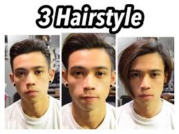 the hairstyle the swag swag hair 3 hairstyle in 1 haircut using original by blumaan