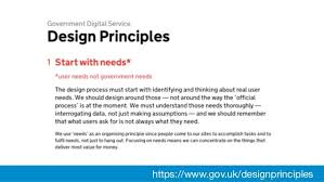 35 Things You Can Design - things you can do to help your organisation make better services for