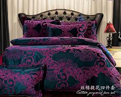 Cheap Purple Bedding Sets European Bedding Sets Purple Bedding Cover Set Brand Bed Set