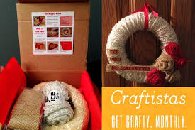 two subscription boxes for crafters wired