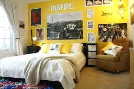yellow and white bedroom mustard yellow walls