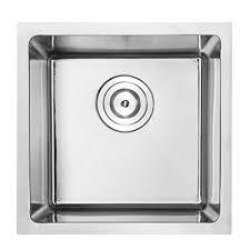 square kitchen sink 14 bar sink phoenix plz 05 undermount 18 gauge stainless steel