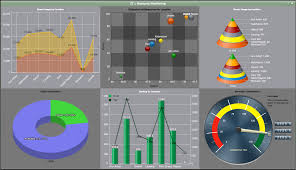 Free Excel Dashboards Templates It Resource Monitoring Dashboard