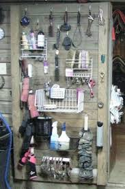 Barn Organization Ideas 112 Best Armoire Sellerie Images On Pinterest Horses Tack Rooms