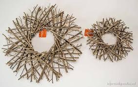 cotton bloom twig wreath infarrantly creative