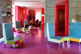 color design hotel hi hotel eco spa boutique hotel temptingplaces