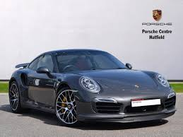 porsche 911 turbo s pdk used 2014 porsche 911 turbo s pdk for sale in hertfordshire