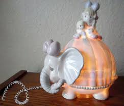 precious moments night light precious moments elephant night light baby nursery lets keep in