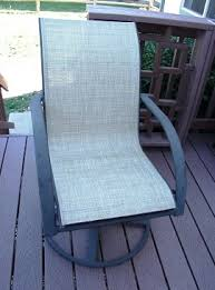 Outdoor Furniture Replacement Parts by Patio Furniture Replacement Slings In Colorado With Weston Heather
