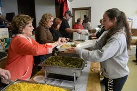 thanksgiving dinners delivered episcopal churches prepare thanksgiving meals for in need