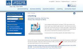 central bank of kansas city online banking login cc bank