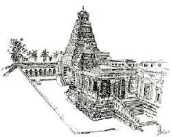 indian heritage paintings pen u0026 ink drawings by s kanthan