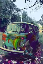 volkswagen van hippie 136 best vans flower power love hippie images on pinterest