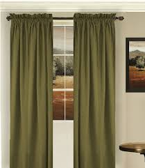 Green Colour Curtains Ideas Door Curtains Solid Olive Green Colored Door Curtain