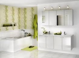 Blue And Green Bathroom Ideas Bathroom Design Ideas And More by Green Blue And White Bathrooms White Modern Bathroom With Lime