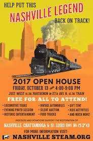 nashville steam 2017 open house presented by nashville steam