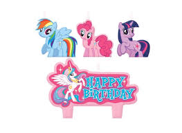 Mlp Birthday Card My Little Pony Party Supplies Sweet Pea Parties