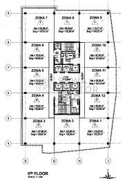 executive tower b floor plan sewa kantor antam tower b jakarta selatan office space for