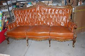 Victorian Leather Sofa Furniture Collection On Ebay