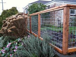 Garden Fence Ideas Design 17 Awesome Hog Wire Fence Design Ideas For Your Backyard Tractor