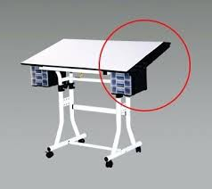 Drafting Table Storage Drawing Table With Storage Drafting Boards Drawing Table