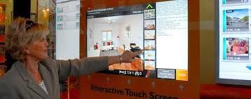 digital window digital real estate displays capture your audience 24 7