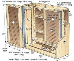 Cabinet Door Plans Woodworking Best 25 Gun Cabinet Plans Ideas On Pinterest Gun Cabinets Wood