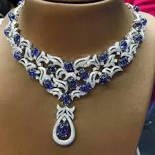 sapphire necklace price images 2065 best necklace chocker images lenses ancient jpg
