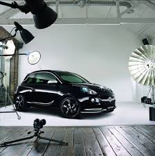 vauxhall adam vxr vauxhall u0027s adam black and white editions now available in the uk