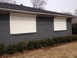 Overhead Security Door Security Shutters Screens And Security Blinds Overhead Door