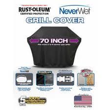 budge rust oleum neverwet outdoor grill cover walmart com
