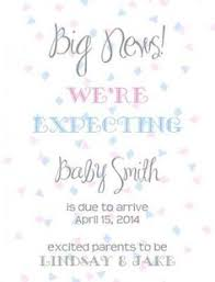 baby announcement we re expecting great photos