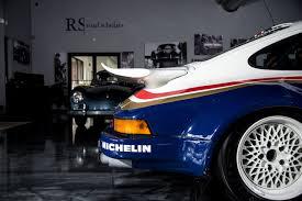 porsche rally car for sale 1984 porsche 911 scrs rothmans unrestored sold road scholars