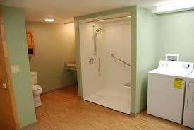 Bathroom  Contemporary Handicap Bathroom Designs Mesmerizing - Handicap bathroom designs
