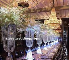 chandelier centerpieces and large table top chandelier centerpieces for
